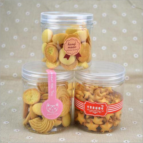 Pet Cookies Container