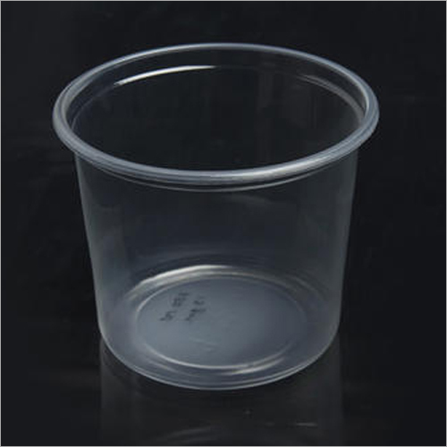 Plastic Sealable Container