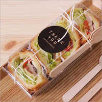 Salad Packaging Box