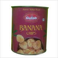 Banana Chips Packaging Tube