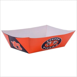 Paper Printed Boat Tray
