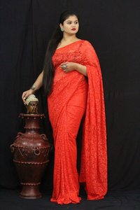 Super Net Sarees