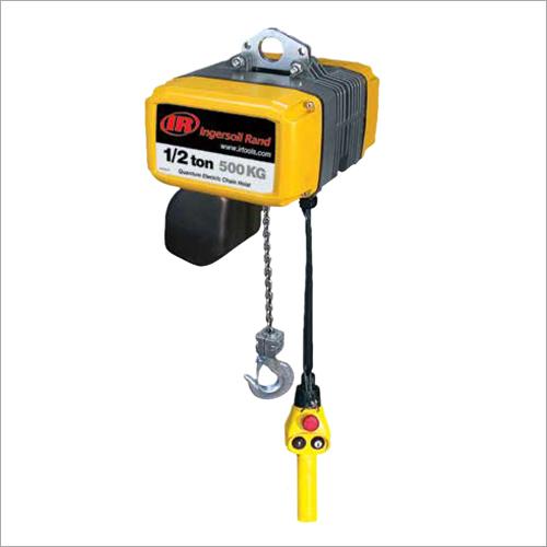 0.5 Ton Capacity Electric Hoists