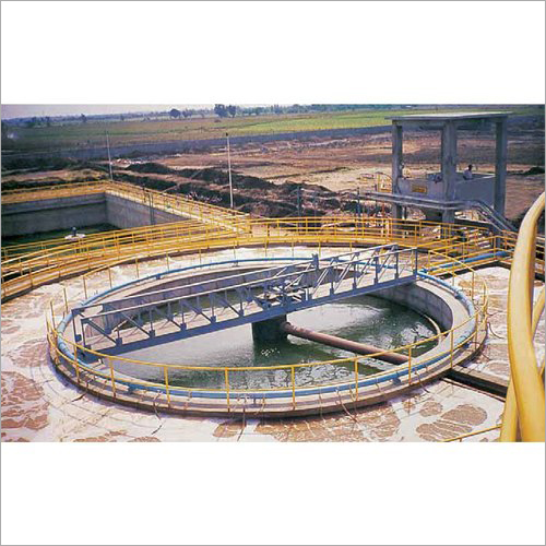 Textile Wastewater Treatment Plant