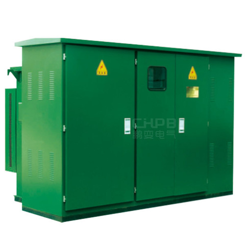 ZGS-12/0.4 Pre-Installed Type Box-Type Box-Type Substation (American)