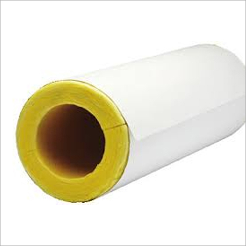 Laminated PU Foam Pipe Section