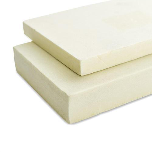 Off White Polyurethane Foam Slab