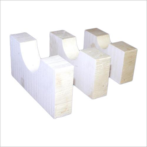 Rigid PU Foam Pipe Support