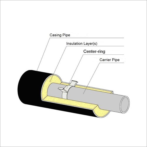 Insulation Tubular Pipe
