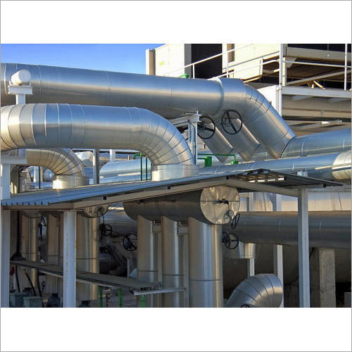 Chilling Pipe Insulation Services