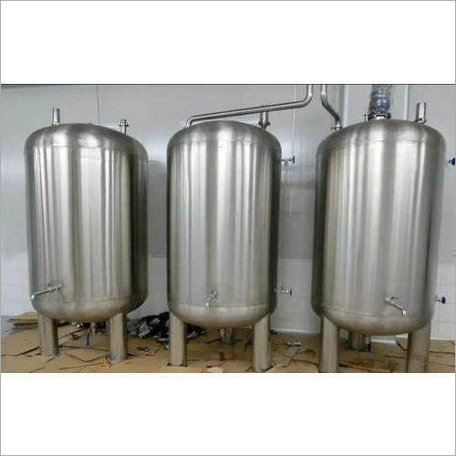 Stainless Steel Tank Insulation Services