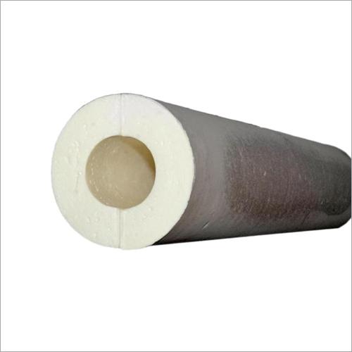 White Polyurethane Foam Pipe Section