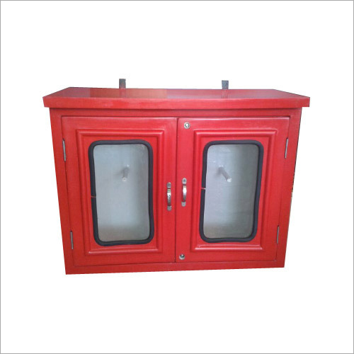 Fiber Double Door Hose Box