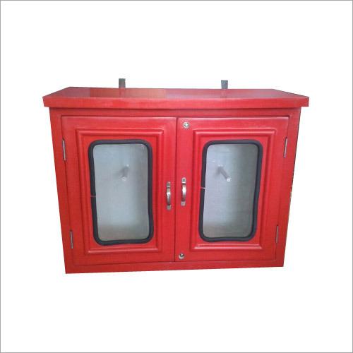 Fiber Double Door Hose Box