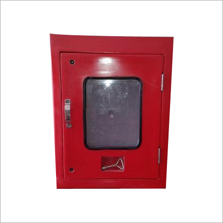 Wall Mount Single Door Hose Box