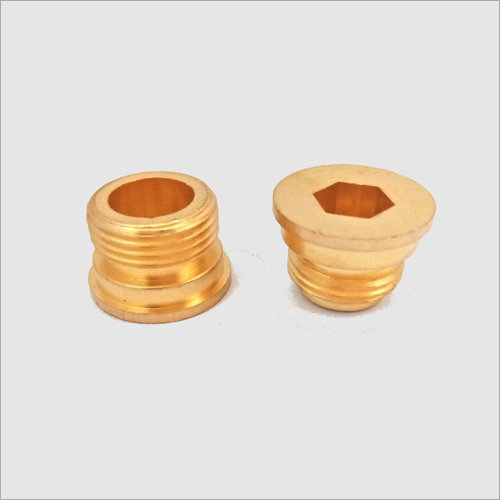 Brass Sheet Nut