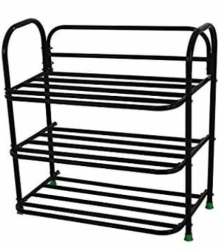 Iron 3 Shelves