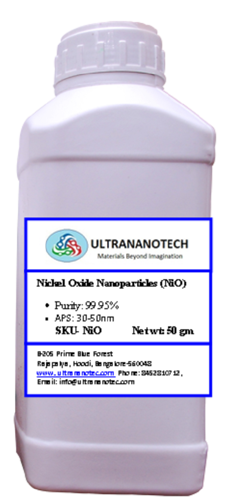 Nickel oxide nano (NiO)