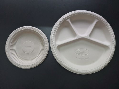 Corn Starch Plates