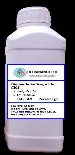 Titanium Dioxide Nano Powder (TiO2)