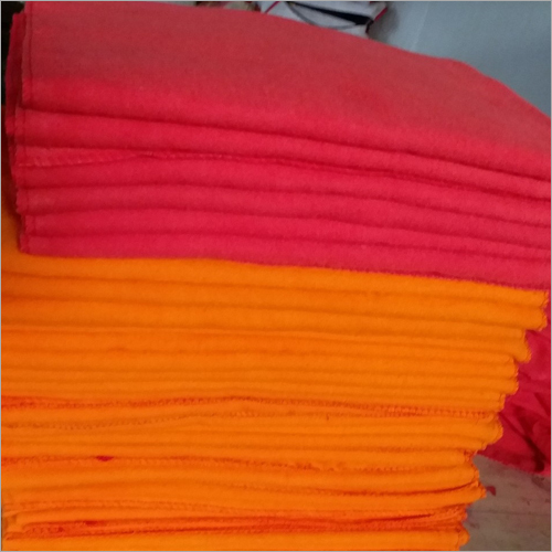 Plain Cotton Flannel Duster Cloth