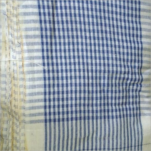 Small Check Cotton Cleaning Cloth