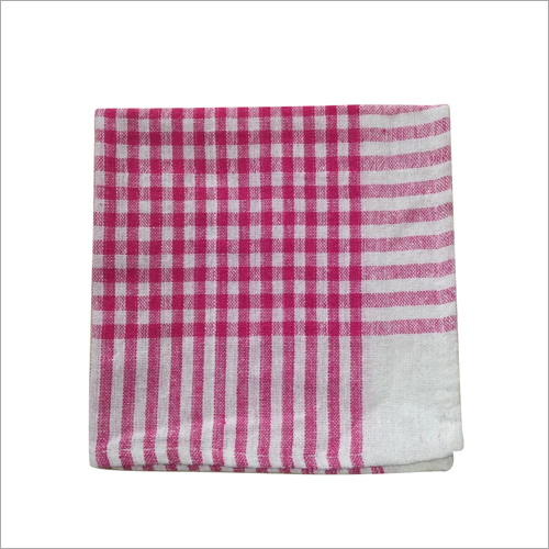 Pink Cotton Cleaning Cloth