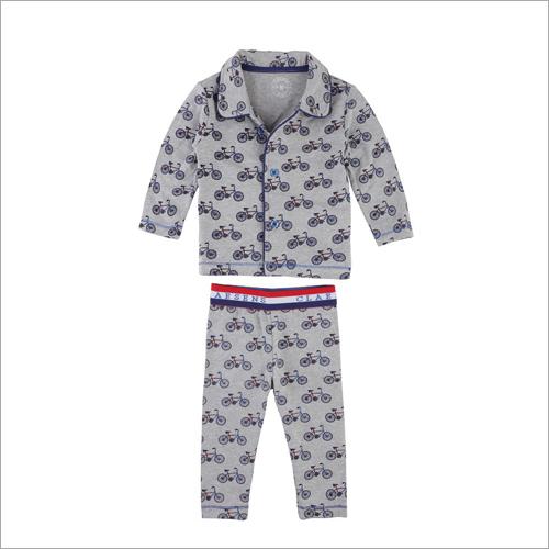 Kids Cotton Night Suit