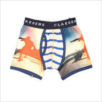 Boys Printed Trunks