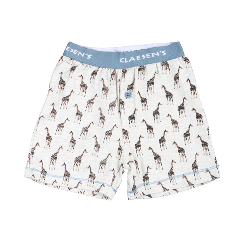 Boys Printed Underwear