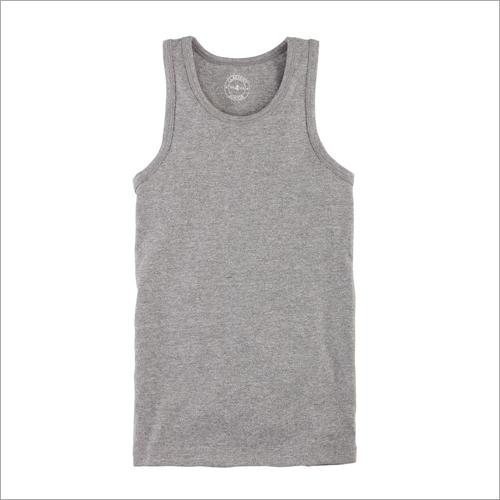 Boys Plain Vest