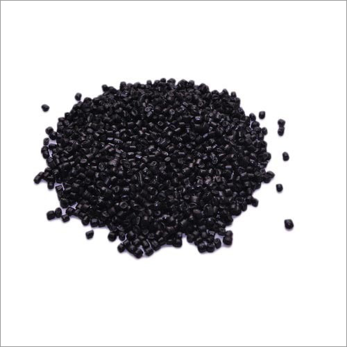 LDPE Natural Black Granules