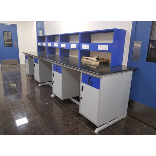 Wood And Metal Science Lab Furniture