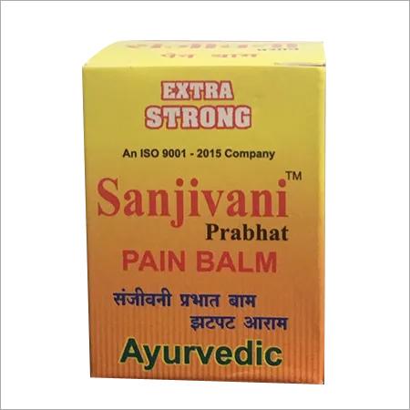 Sanjivini Herbal Pain Balm