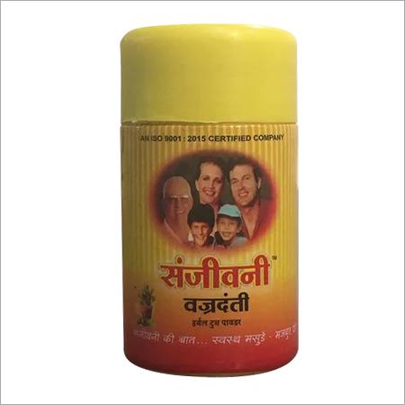 Sanjivini Herbal Tooth Powder