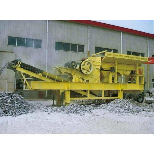Mobile Crusher