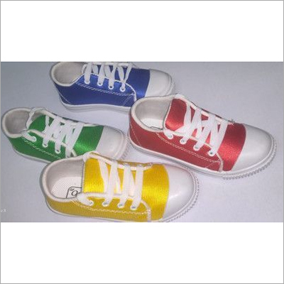Colored School Canvas Shoes