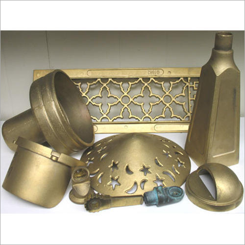 Industrial Brass Sand Casting Parts