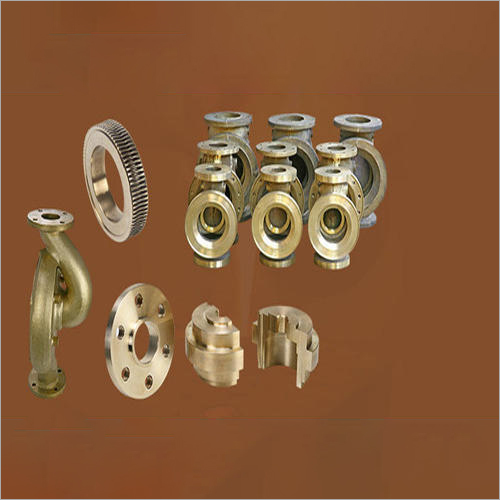 Bronze Gun Metal Casting