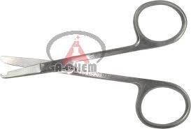 Scissor Suture