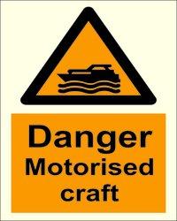 Danger Hazard Sign