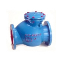 Cast Iron Reflux Non-Return Valve