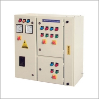 Fire Automation Pump Panel