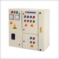 Fire Automation Pump Panel