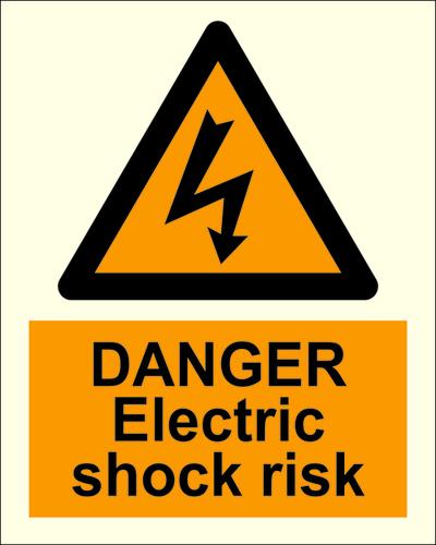 Danger Deep Excavation Signage