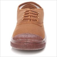 Brown Army PT Shoes