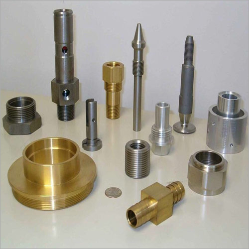 MS Precision Turned Component Parts