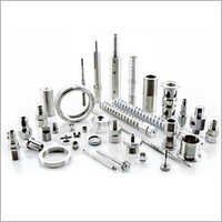 MS Precision Turned Components
