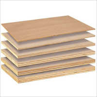 Plain Plywood Board