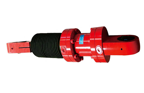 Hydraulic cylinder for metallurgical machinery